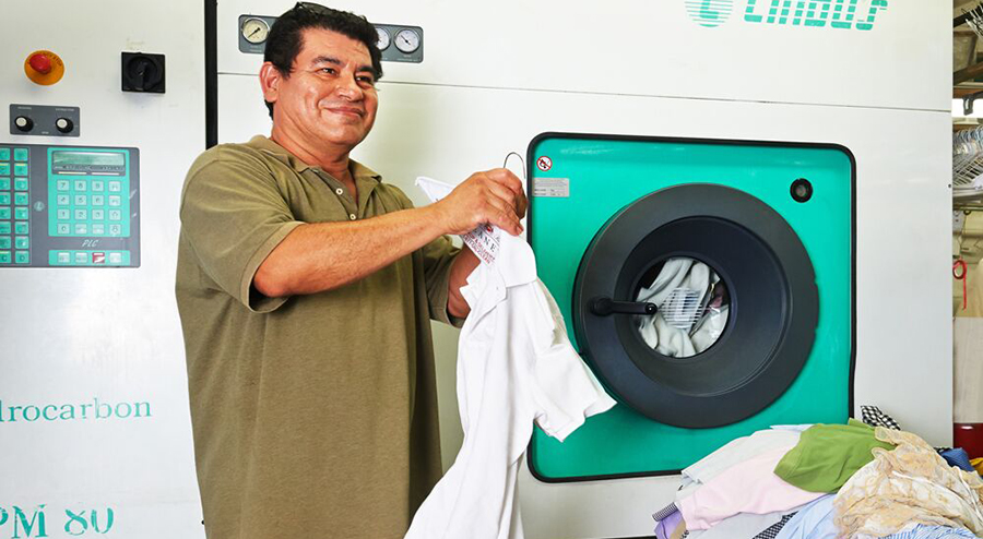 Dry Cleaning Service